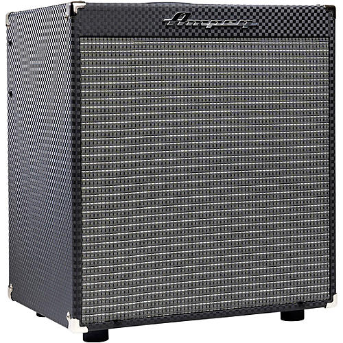 Ampeg Rocket Bass RB-112 1x12 100W Bass Combo Amp Black and Silver