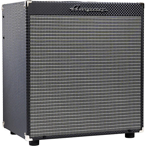Ampeg Rocket Bass RB-115 1x15 200W Bass Combo Amp Black and Silver