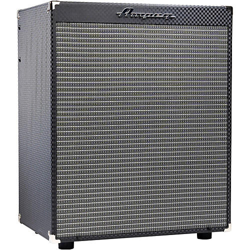 Ampeg Rocket Bass RB-210 2x10 500W Bass Combo Amp Black and Silver