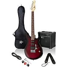 Open BoxRogue Rocketeer Electric Guitar Pack