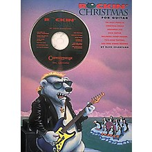 Centerstream Publishing Rockin' Christmas for Guitar (Book/CD)