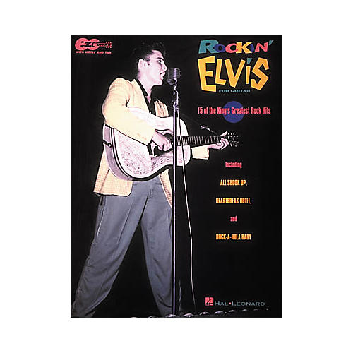 Hal Leonard Rockin' Elvis for Easy Guitar