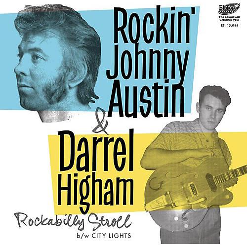 Alliance Rockin' Johnny Austin & Darrel Higham - Rockabilly Stroll