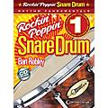 Hal Leonard Rockin' Poppin' Snare Drum, Vol. 1 Percussion Series Softcover with CD Written by Bart Robley thumbnail