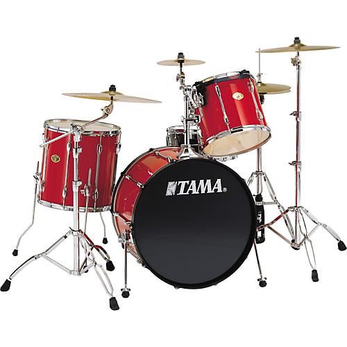 Tama Rockstar 4 Piece Rock Drum Set