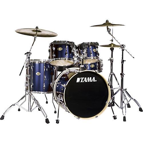TAMA Rockstar 5-piece Drum Set with Meinl Cymbals