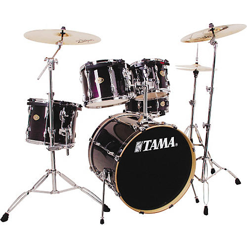 Tama Rockstar Custom Fusion 5 Piece Drum Set