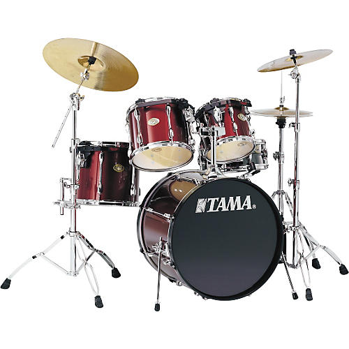 Tama Rockstar Fusion 5 Piece Drum Set