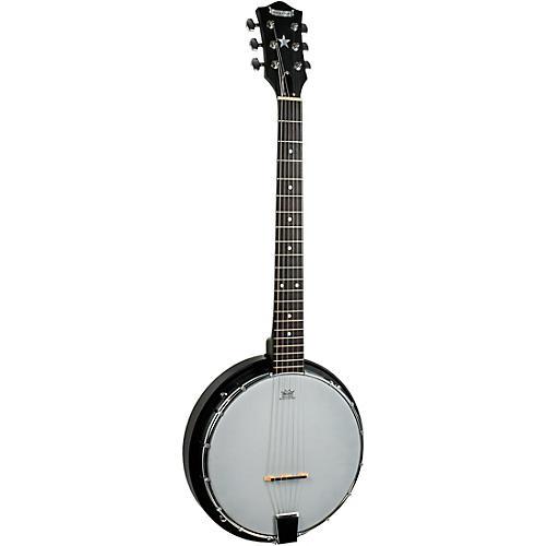 Morgan Monroe Rocky Top Composite Back 6 String Banjo