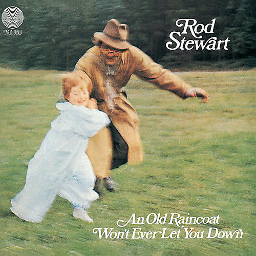 Alliance Rod Stewart - An Old Raincoat Won't Ever Let