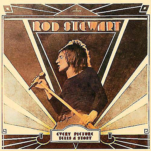 Alliance Rod Stewart - Every Picture Tells a Story