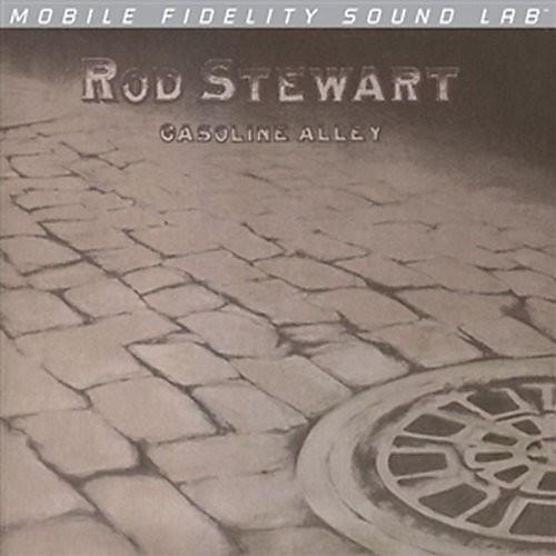 Alliance Rod Stewart - Gasoline Alley