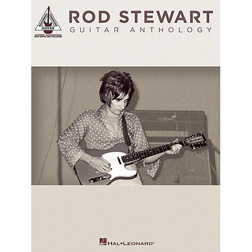 Hal Leonard Rod Stewart Guitar Anthology Guitar Tab Songbook