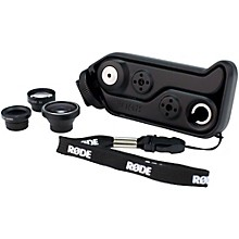 Open Box Rode Microphones RodeGrip+ Multi-Purpose Mount & Lens Kit for iPhone