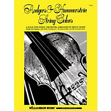 Hal Leonard Rodgers & Hammerstein - String Colors (Viola) Orchestra Series Arranged by Bruce Chase