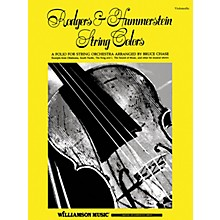 Hal Leonard Rodgers & Hammerstein - String Colors (Violoncello) Orchestra Series Arranged by Bruce Chase