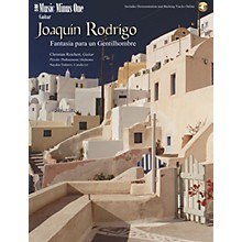 Music Minus One Rodrigo - Fantasía para un Gentilhombre Music Minus One Series Softcover with CD
