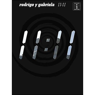Music Sales Rodrigo Y Gabriela - 11:11 Tab Book