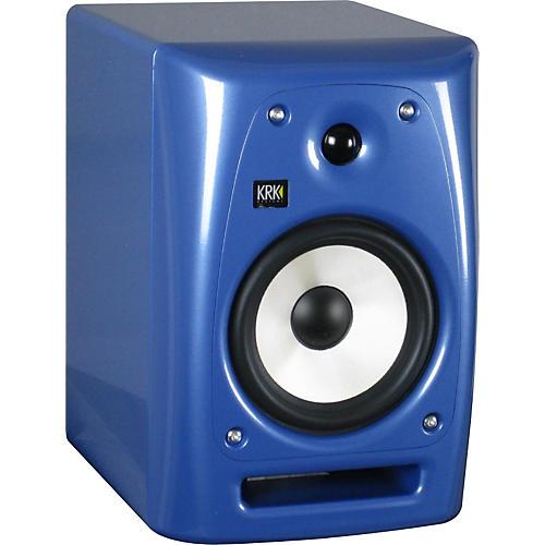 krk rokit powered 6 g2 limited edition studio monitor blue musician 39 s friend. Black Bedroom Furniture Sets. Home Design Ideas