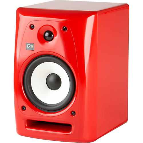 KRK Rokit Powered 6 G2 Limited Edition Studio Monitor - Red