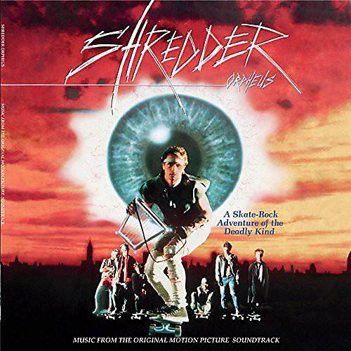 Alliance Roland Barker - Shredder Orpheus (Original Soundtrack)