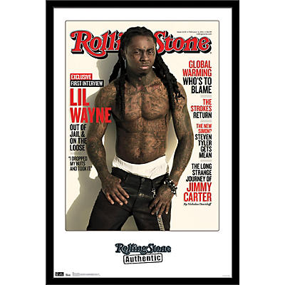Trends International Rolling Stone - Lil Wayne 11 Poster
