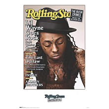 Rolling Stone - Lil Wayne Poster Premium Unframed