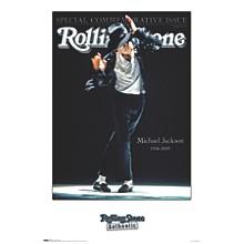 Rolling Stone - Michael Jackson 09 Poster Premium Unframed