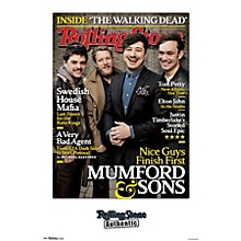 Rolling Stone - Mumford And Sons Poster Premium Unframed