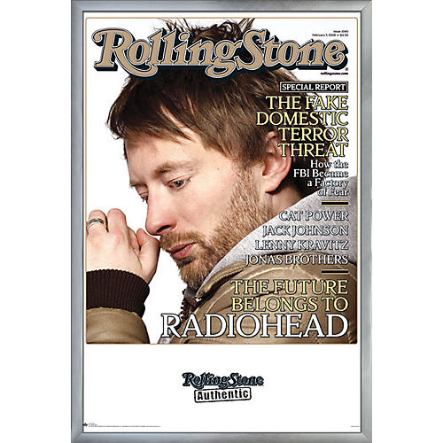 Trends International Rolling Stone - Radiohead Poster