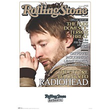 Rolling Stone - Radiohead Poster Premium Unframed