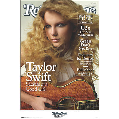 Trends International Rolling Stone - Taylor Swift Poster