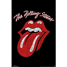 Trends International Rolling Stones - Classic Logo Poster