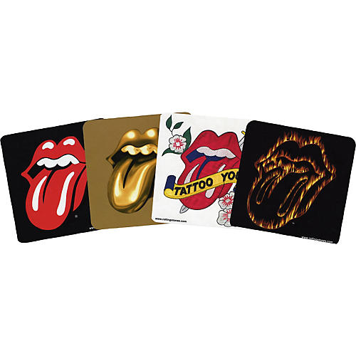Gear One Rolling Stones Coaster Set