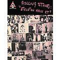 Hal Leonard Rolling Stones Exile on Main Street Guitar Tab Songbook thumbnail