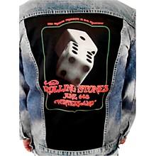 Dragonfly Clothing Rolling Stones at Wonderland - Lucky Dice - Boys Denim Jacket
