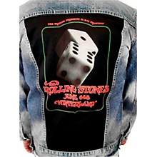 Dragonfly Clothing Rolling Stones at Wonderland - Lucky Dice - Boys Denim Jacket