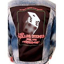 Dragonfly Clothing Rolling Stones at Wonderland - Lucky Dice - Mens Denim Jacket
