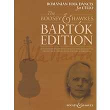 Boosey and Hawkes Romanian Folk Dances (Cello and Piano) Boosey & Hawkes Chamber Music Series Softcover