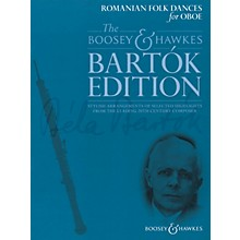 Boosey and Hawkes Romanian Folk Dances (for Oboe and Piano) Boosey & Hawkes Chamber Music Series Book