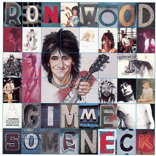 Alliance Ron Wood - GIMME SOME NECK (180 GRAM)