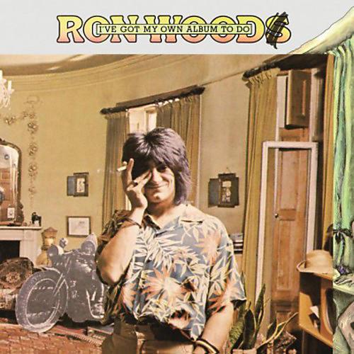 Alliance Ron Wood - I've Got My Own Album to Do