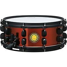 Open BoxTAMA Ronald Bruner Signature 5.5 x 14 in. Walnut/Steel Hybrid Snare Drum