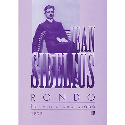 Fennica Gehrman Rondo (1893) - First Edition (Viola and Piano) Boosey & Hawkes Chamber Music Series