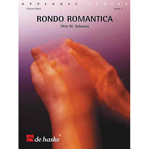 Hal Leonard Rondo Romantica Score Only Concert Band
