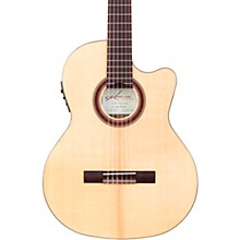 Open Box Kremona Rondo Thin Line Classical Acoustic-Electric Guitar