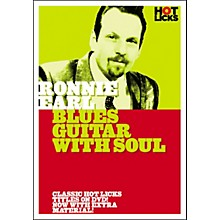 Hot Licks Ronnie Earl: Blues Guitar with Soul DVD
