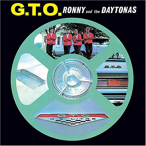 Alliance Ronny & the Daytonas - G.T.O.