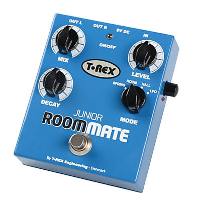 T-Rex Engineering Room-Mate Junior Reverb Guitar Effects Pedal