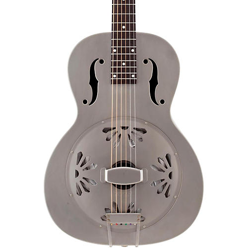 gretsch guitars root series g9201 honeydipper metal round neck resonator musician 39 s friend. Black Bedroom Furniture Sets. Home Design Ideas